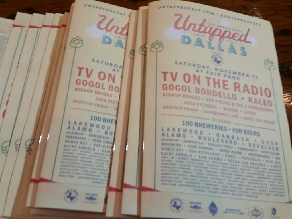 Dallas Untapped 2016