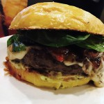 Kobe Beef Burger through December at Kenny's Burger Joint