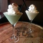 Kenny's Burger Joint whips up Girl Scout Cookie Shakes