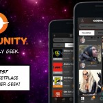 Cosmunity: An App to Upgrade the Fandom Experience