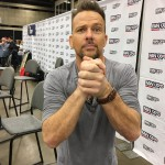 Texas Native Sean Patrick Flanery Visits FXD17