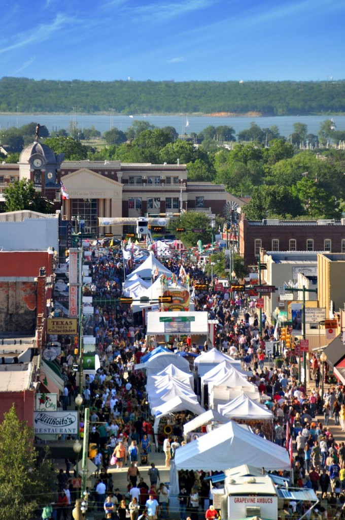 Grapevine's Annual Festivals