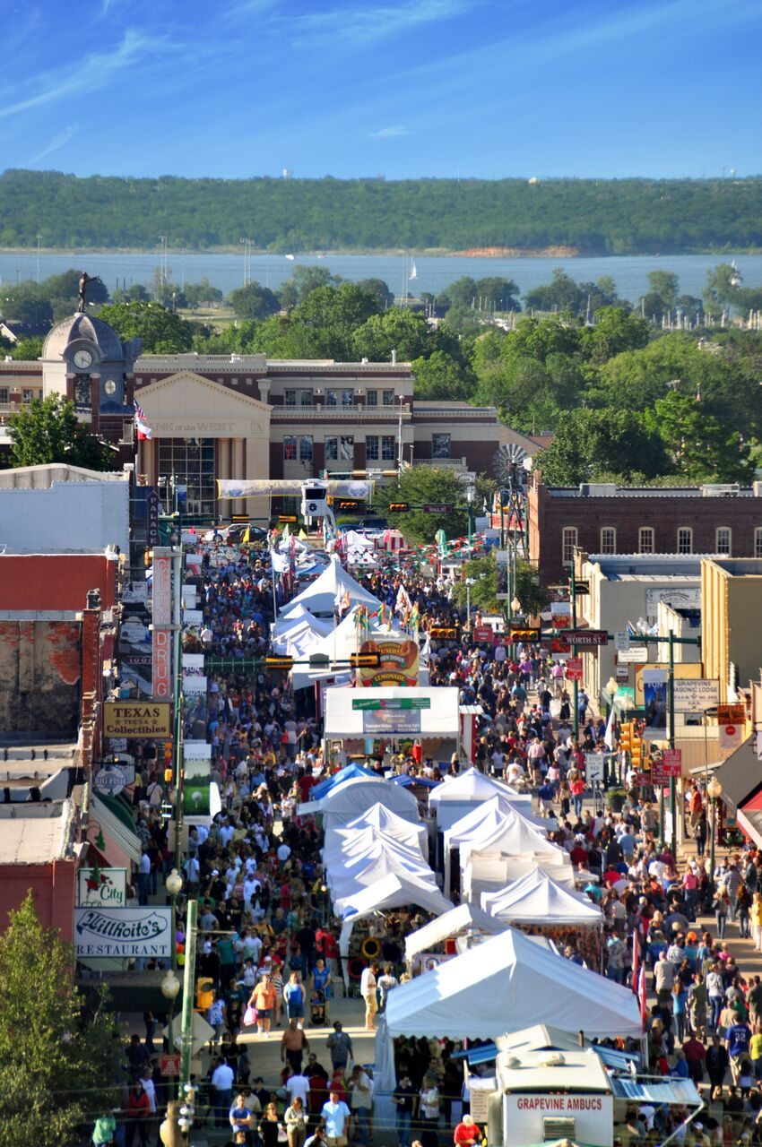 The Juicy Details on Grapevine's 31st Annual GrapeFest - I ...
