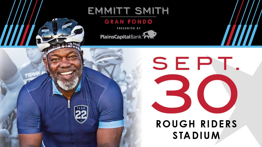 Emmitt Smith Gran Fondo 2017
