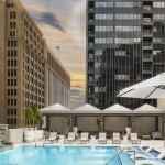 Get Some Circuit Training in the Pool at the Adolphus via City Surf Fitness