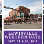 Pony Up North to Lewisville Western Days Festival 2017
