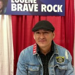 INTERVIEW: From the Reservation to the Big Screen - ILID Talks with Wonder Woman's Eugene Brave Rock at Dallas Fan Days