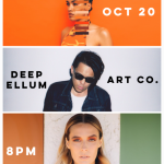 Deep Ellum Art Co. Grand Opening feat. Larry g(EE), Sam Lao & LEV