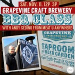 Veteran's Day Weekend BBQ at Lakewood Brewing Company