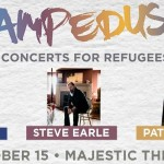 Joan Baez, Steve Earle, Patty Griffin, James McMurtry, and More Raise Funds to Aid Refugees