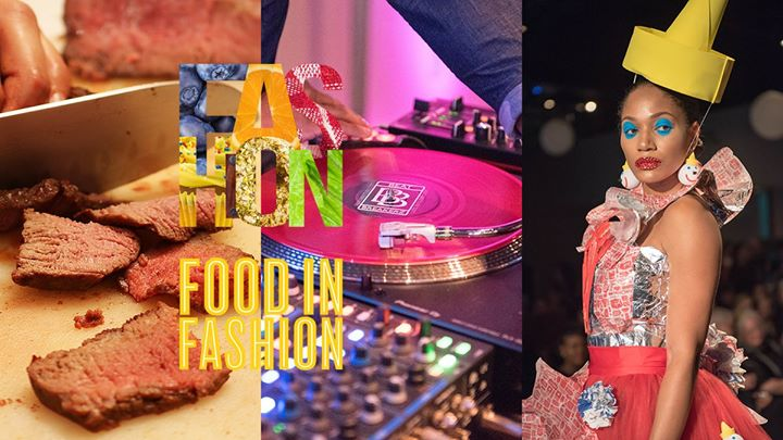 FOOD IN FASHION INNOVATIVE RUNWAY SHOW ANNOUNCES RETURN TO TRINITY GROVES