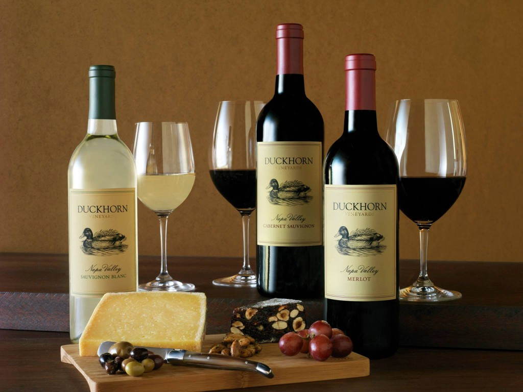 Duckhorn Vineyards Wines