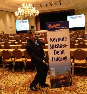 Dean Lindsay author of How To Achieve Big PHAT Goals