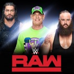 WWE RAW Fights Its Way Back to the American Airlines Center