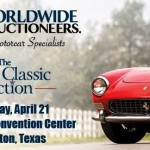 The Texas Classic Auction presented by Worldwide Auctioneers in Arlington