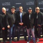 MercyMe Steps Out In Southlake For The 'I Can Only Imagine' Movie Premiere