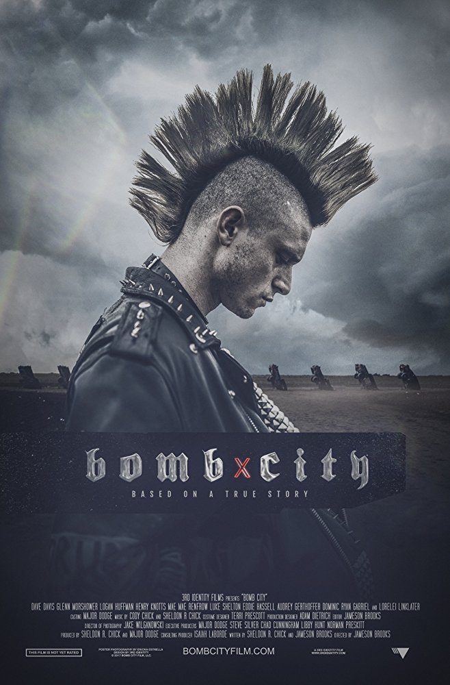 Bomb City - Movie Poster