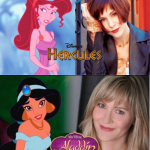 INTERVIEW: Disney Royalty, Susan Egan And Linda Larkin, Grace FXD18