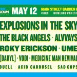 Homegrown Music and Arts Festival Thrives in Dallas May 12th