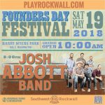 Founders Festival Arrives in Rockwall May 19th