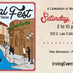 Canal Fest Celebrates Culture in Irving June 9th