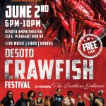 Crawfish Festival Spices up Desoto June 2nd