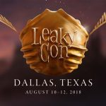 LeakyCon 2018 Needs You!