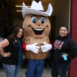Shellabrate at the Aubrey Peanut Festival October 8th