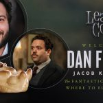 America's Favorite No-Maj, Dan Fogler, Visits With ILID