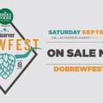 8th Annual BrewFest Boasts More than 500+ Craft Beers, Music, Food & More September 8th