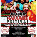 African American Cultural Harambee Celebrates 44th Anniversary & Event October 27th