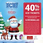 ICE! Discount Coupon For ILID Readers