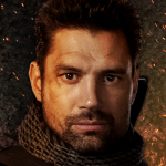 INTERVIEW: Breaking Free - Manu Bennett's Rudis