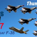 Experience Thunder & Lightning at the Heart of Texas Air Show April 6-7