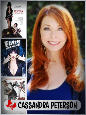 Cassandra Peterson daughter