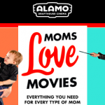 Make Mother's Day Memorable With Movies At Alamo Drafthouse