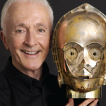 [INTERVIEW] Anthony Daniels Has Always Been The Droid We Were Looking For