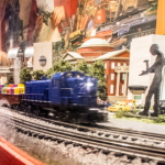 Let Your Holiday Shopping Get Sidetracked at The Trains at NorthPark