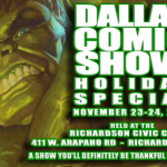 Dallas Comic Show Returns This Weekend