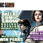 Dallas Comic Show Will Host A Holiday Special Next Month